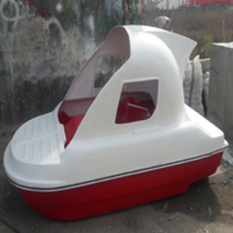 قایق پدالی دونفره کابینی