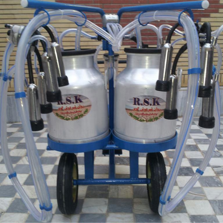 شیردوش سیار 2 واحد 2 بیدون مدل R.S