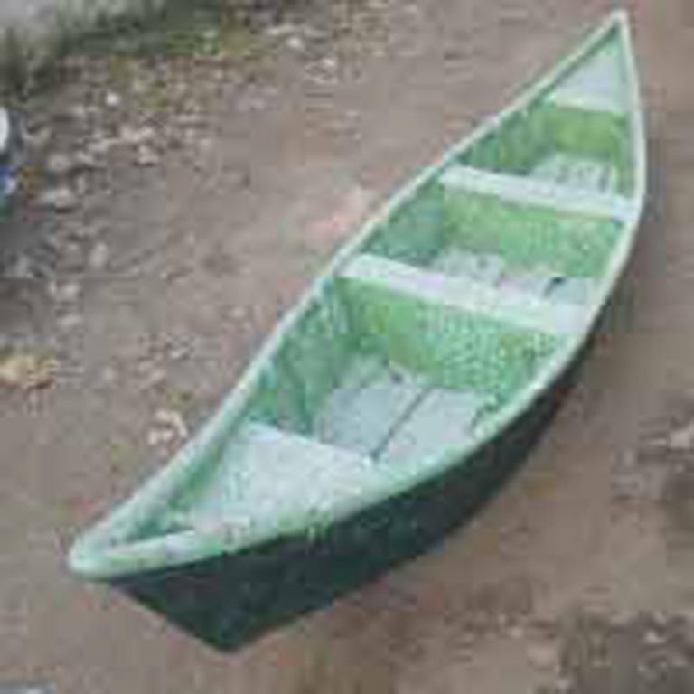 قایق شکاری