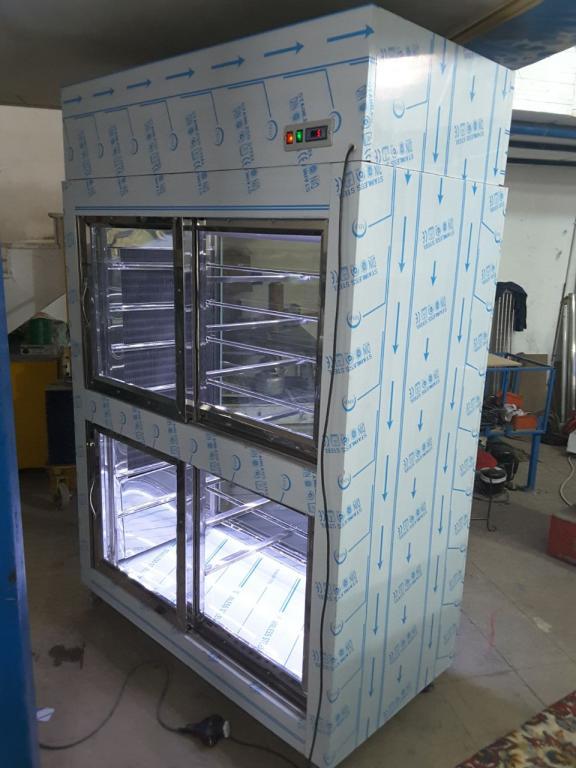 یخچال گارگاهی