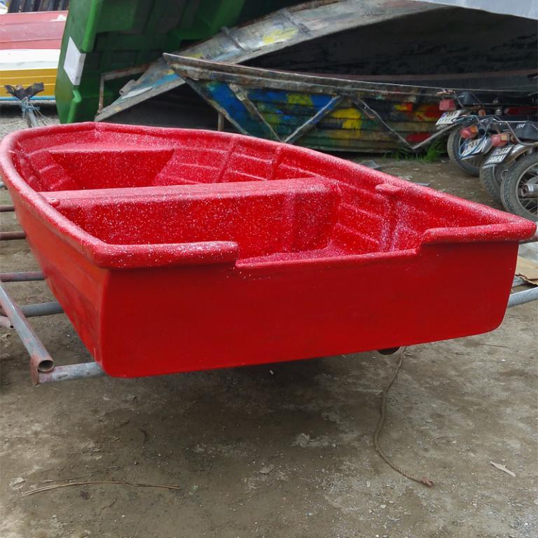 قایق نجات فایبرگلاس 3 نفره