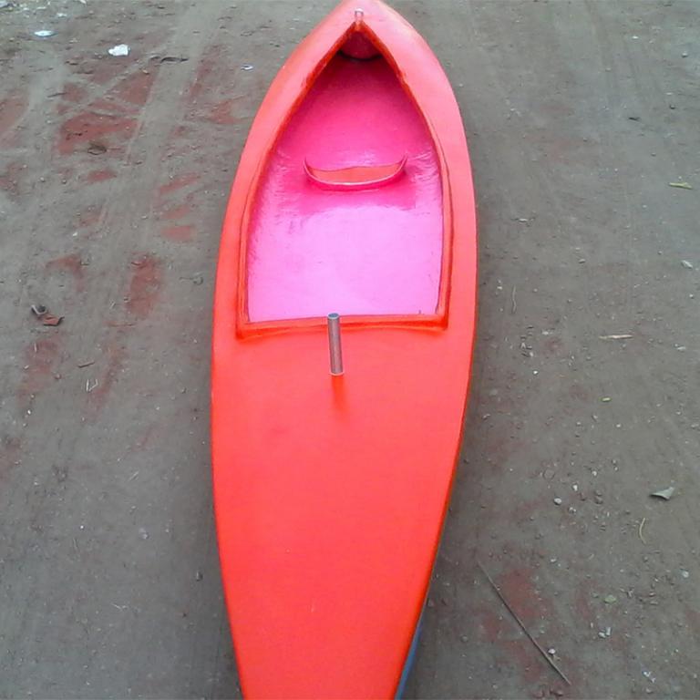 قایق تورینگ دو نفره فایبرگلاس