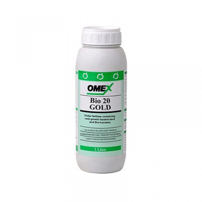 کود مایع بیو 20 گلد 5 لیتری-کود بیو 20 -Omex Bio 20 Gold